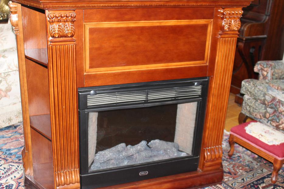 sunbeam electric fireplace. Sunbeam electric fireplace West Shore  Langford Colwood Metchosin Highlands Victoria