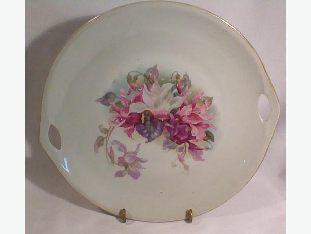 OG Germany porcelain serving platter