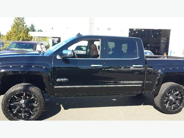 used 2015 chevrolet silverado high country for sale in parksville parksville nanaimo mobile. Black Bedroom Furniture Sets. Home Design Ideas