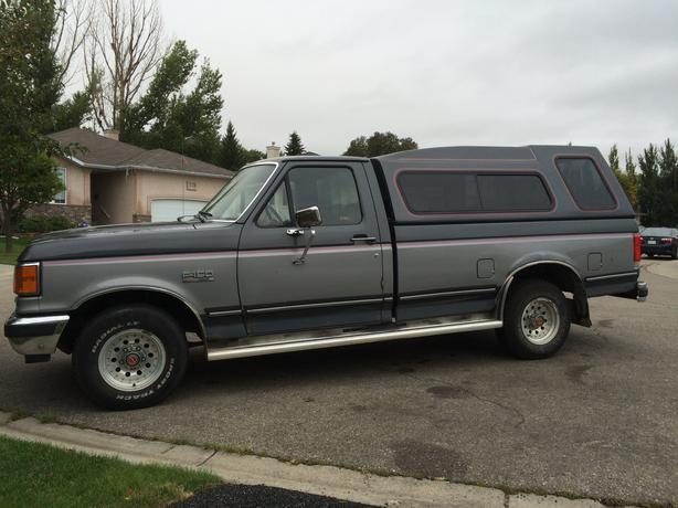 1990 ford f 150 xlt lariat reg cab 2wd south regina regina. Black Bedroom Furniture Sets. Home Design Ideas
