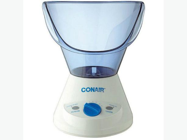 Conair Complete Facial Spa And Sauna System 110