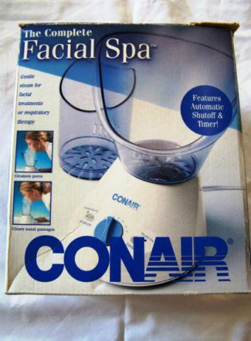 Conair Complete Facial Spa And Sauna System 29