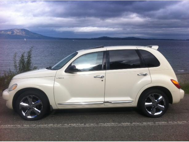 2005 pt cruiser gt turbo malahat including shawnigan lake. Black Bedroom Furniture Sets. Home Design Ideas