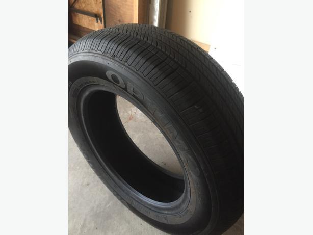 Good Condition 1 tire Hancook Optimo 195/65/15