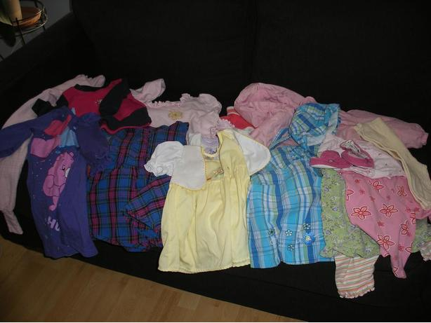 Baby Girl - Size 0 - 2 years old 50 cents clothing
