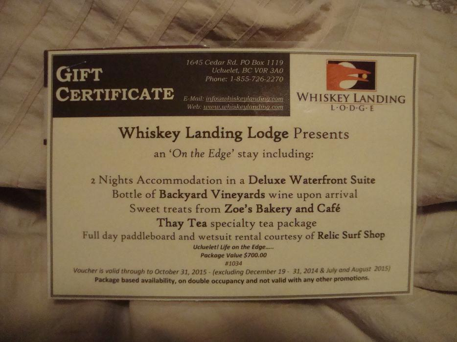 Whiskey Landing Lodge In Ucluelet Victoria City Victoria