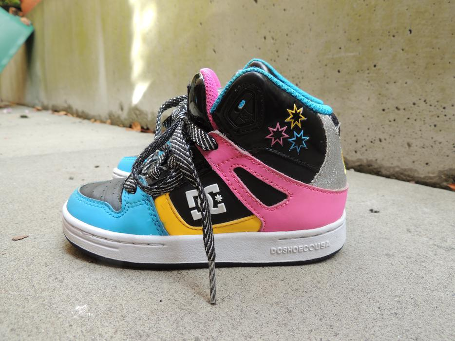Dg Girls Size 10 5 Y Skate Shoes As New Victoria City