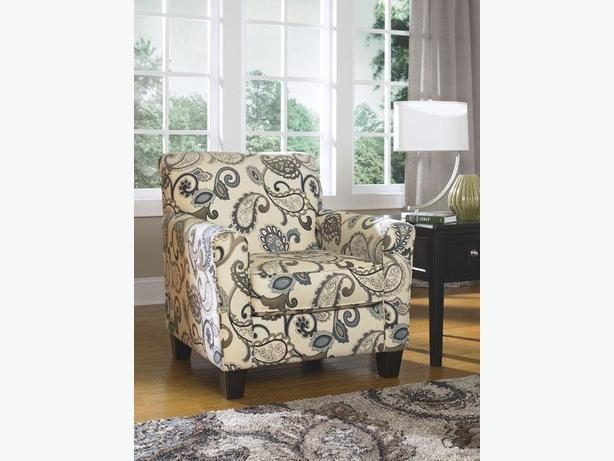 New Yvette Accent Chair