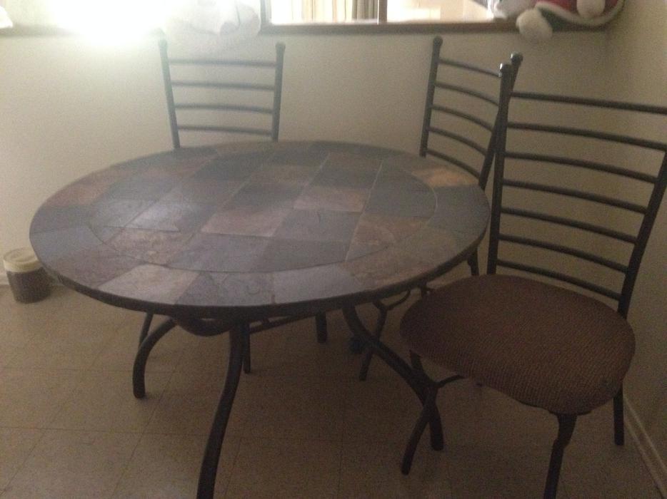 Slate Kitchen Table Sets