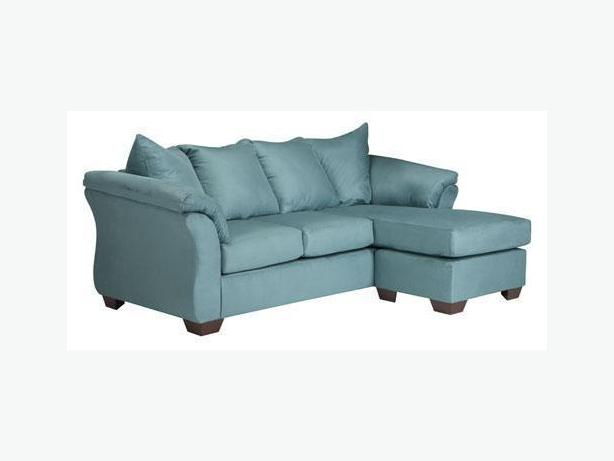 New Darcy Sofa with Chaise