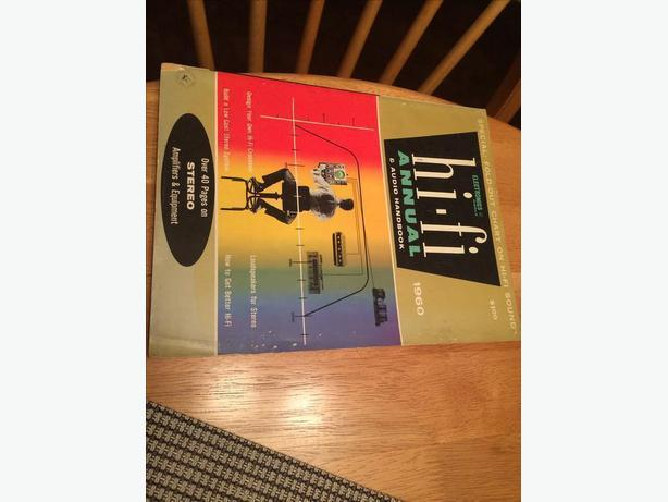 1960 hi-if book