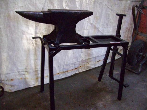 Farrier's Anvil Stand