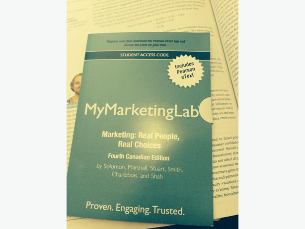 marketing real people real choices 4th edition solomon marshall Through the use of real companies and the€ marketing: real people, real choices, fourth canadian edition  in each chapter, students learn marketing fundamentals plus explore a particular challenge that a real marketer has.