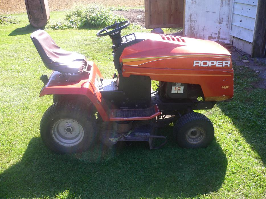 Roper Lawn Tractor For Sale Cumberland Gatineau Mobile