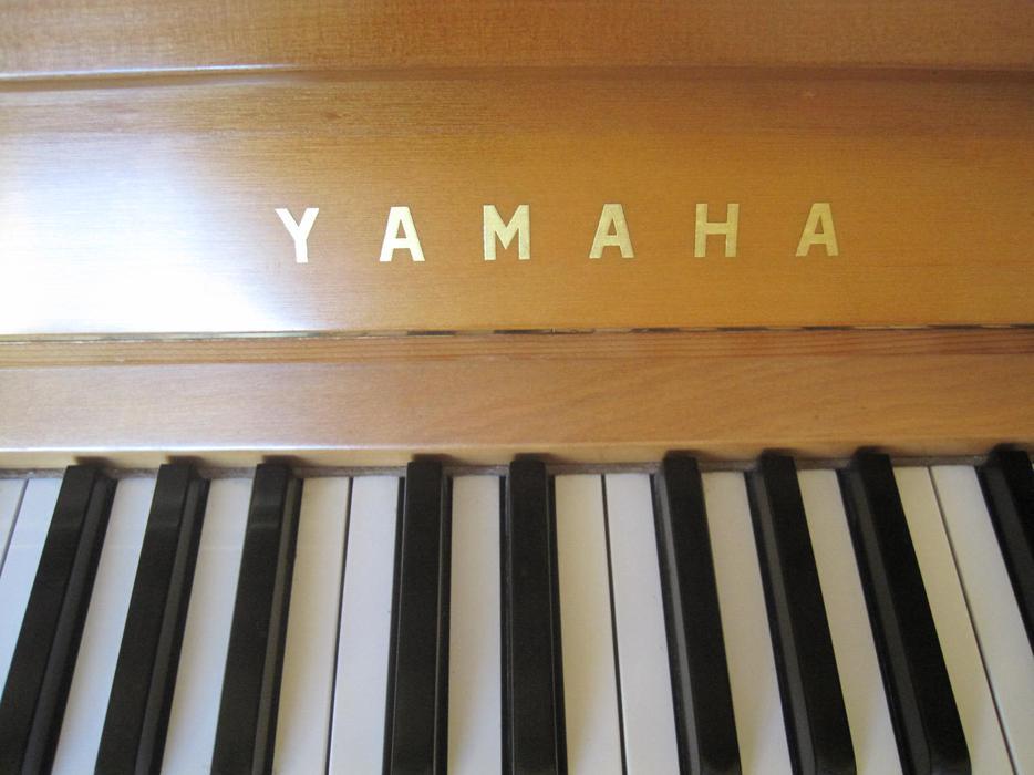 Yamaha u1 walnut piano north saanich sidney victoria for Yamaha piano store winnipeg