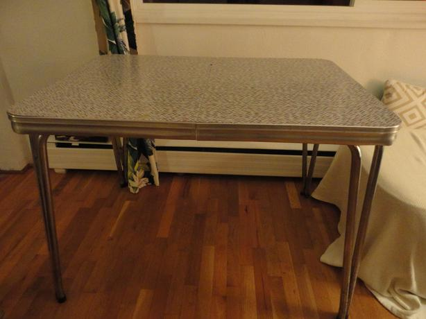 great vintage formica kitchen table victoria city victoria