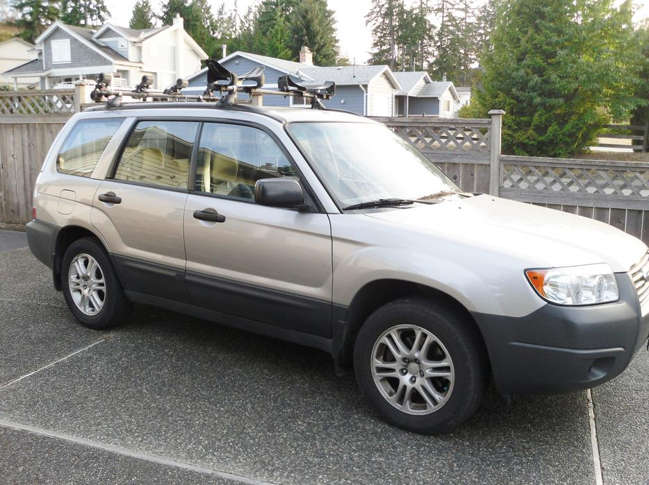 2007 Subaru Forester North Nanaimo Nanaimo