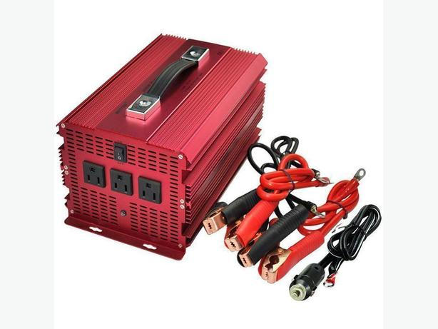 2000 watt heavy duty power inverter