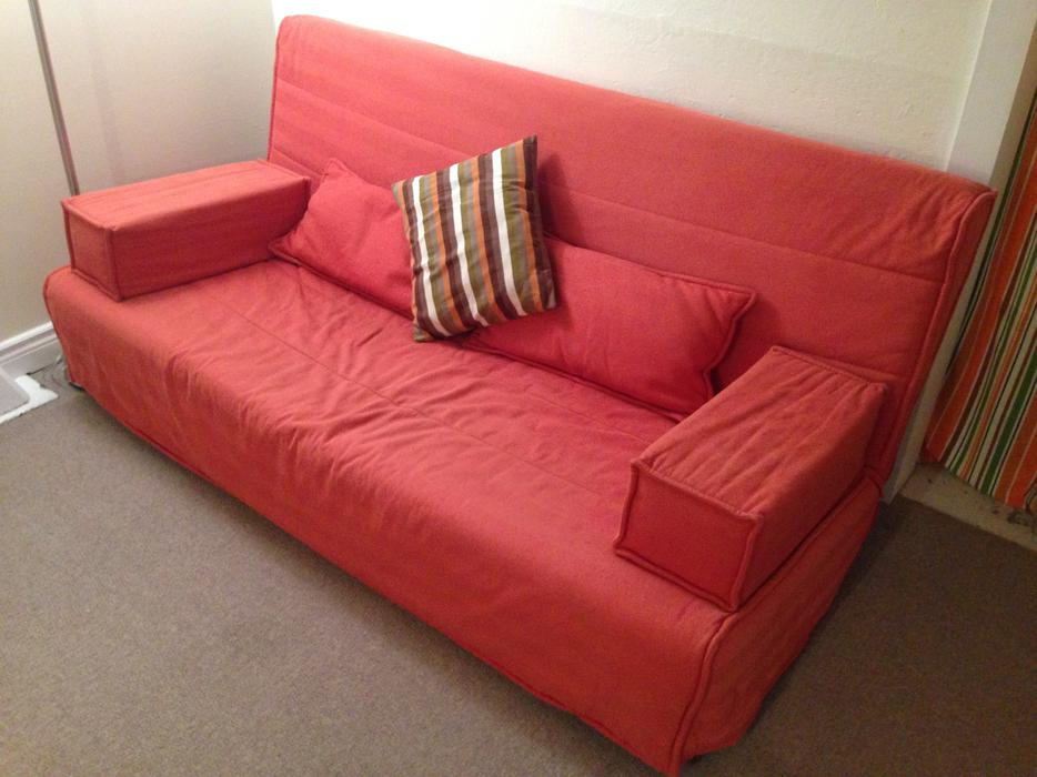 Ikea queen size futon sofa bed for sale victoria city Queen size sofa bed