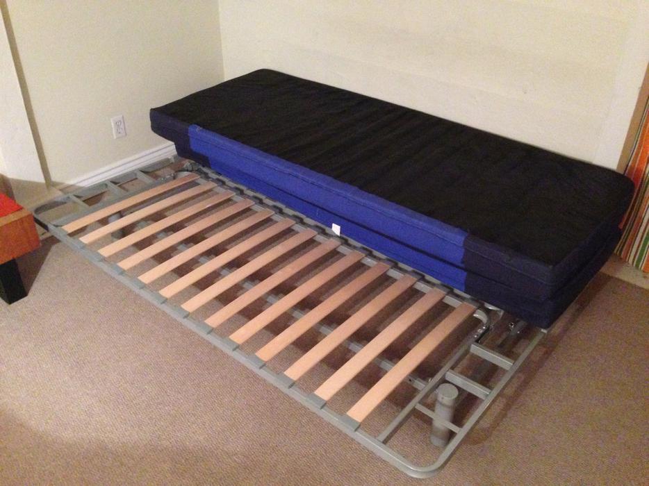 ikea queen size futon sofa bed for sale victoria city victoria