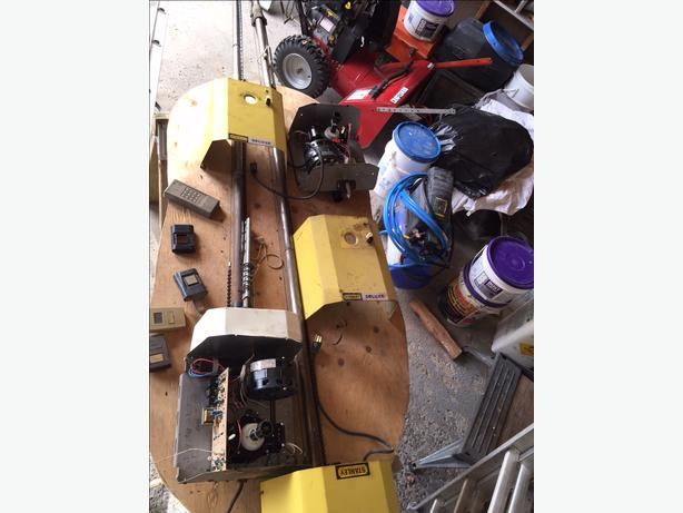 Garage Door Openers For Parts Orleans Ottawa Mobile
