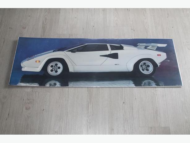 Lamborghini postter