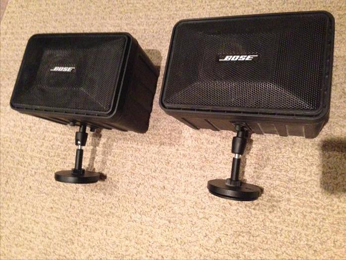 bose speakers for sale gloucester ottawa mobile. Black Bedroom Furniture Sets. Home Design Ideas