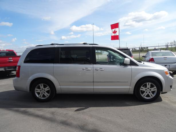 Awesome 2016 Dodge Grand Caravan SXT With Back Up Camera Silver  ARTHUR