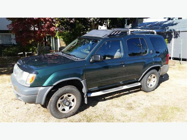 2001 nissan xterra 4x4 qualicum parksville qualicum beach. Black Bedroom Furniture Sets. Home Design Ideas