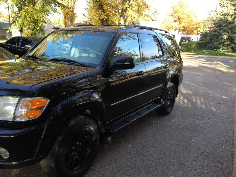 Toyota Sequoia For Sale Vancouver Island