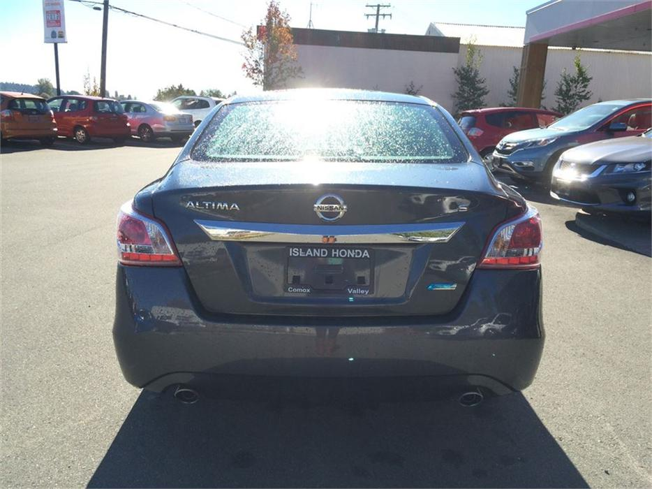 2013 Nissan Altima 2 5 S Automatic Push Button Start