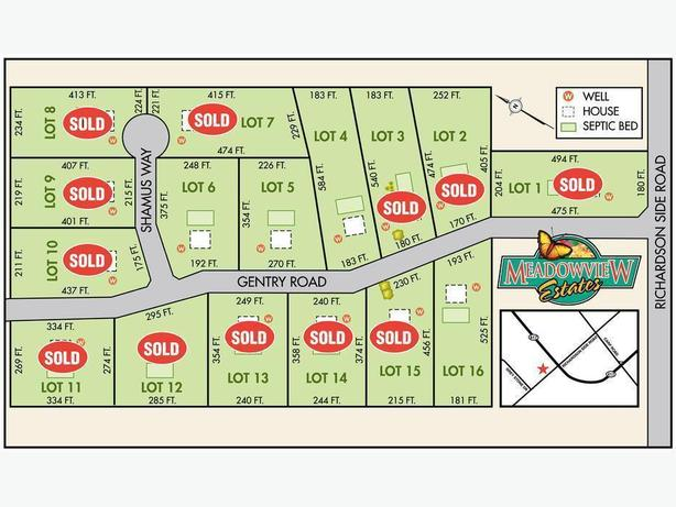 Building Lots, Stittsville, Kanata. Excellent Location!