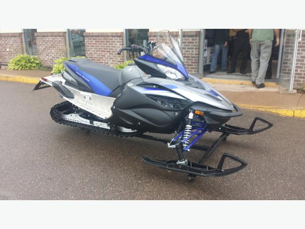 2016 Yamaha APEX XTX 1.25 - NEW - Financing Available