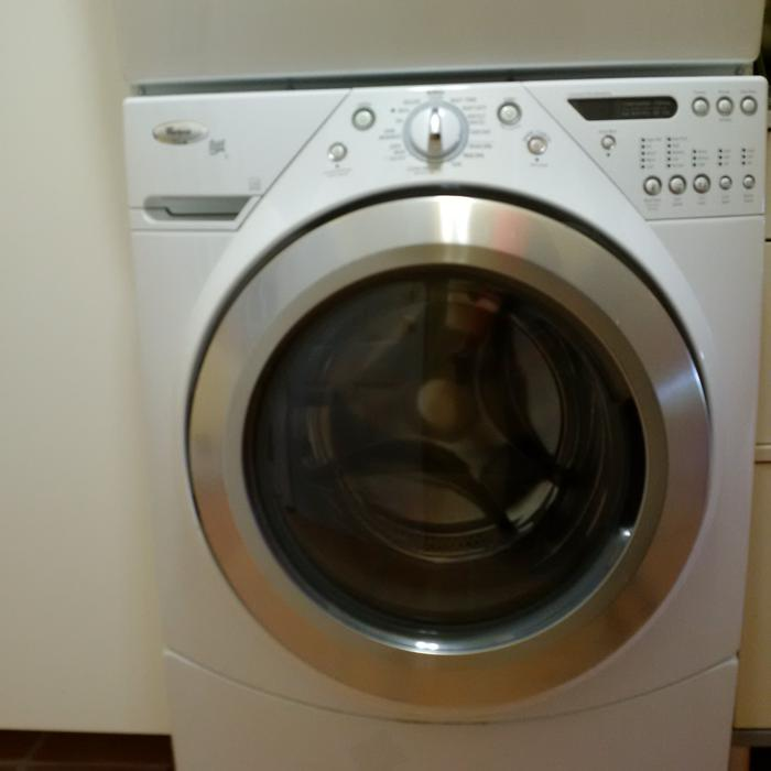 Washer Dryer Frount Load Stacking Whirlpool Duet Ht 5 5