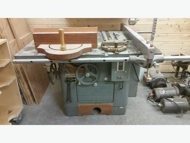 for gov october saw item image auction sold table rockwell