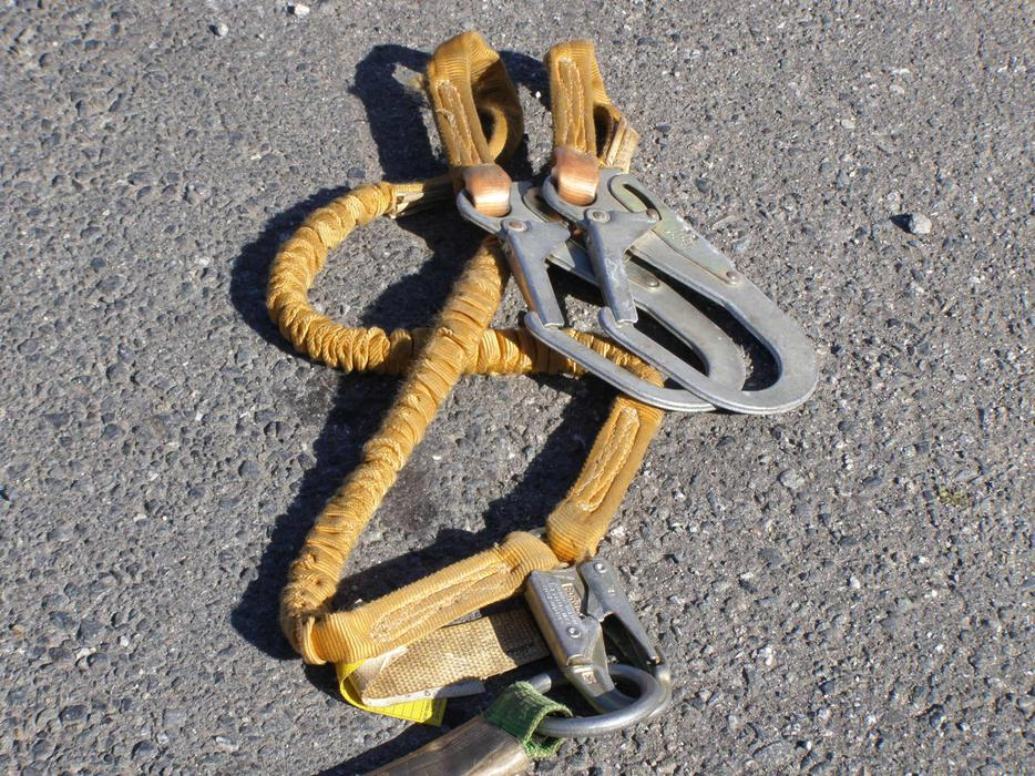 Safety Harness For Roofing Saanich Victoria