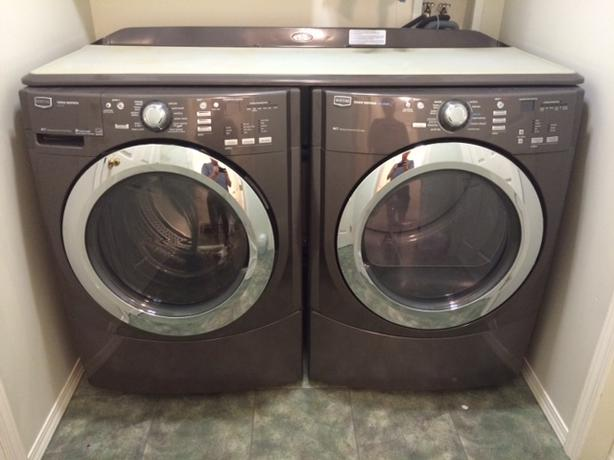 Maytag Washer Dryer Top Work Surface Included Esquimalt