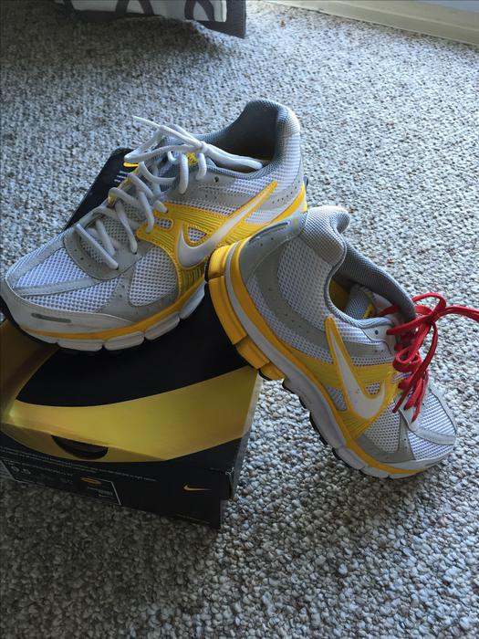 Used Victoria Trail Running Shoes