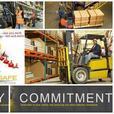 Forklift Training Waterloo + Jobs