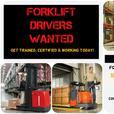 Forklift Training Markham / Toronto + Jobs