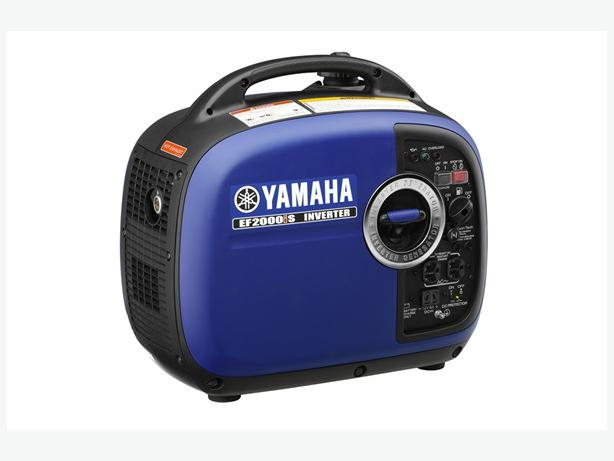 Yamaha ef2000i inverter generator new victoria city victoria for Yamaha inverter generator vs honda