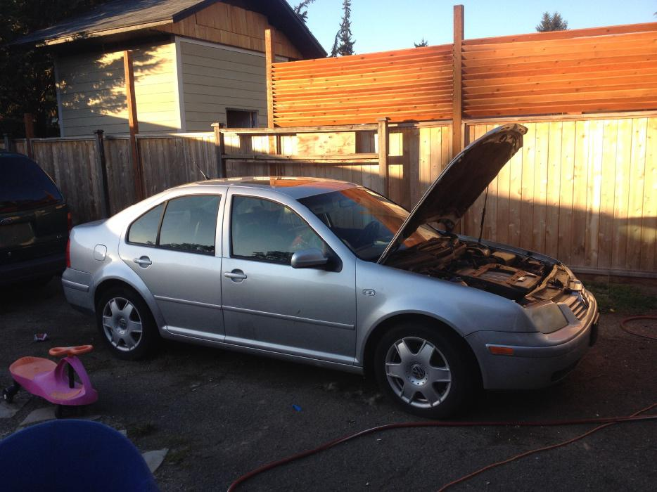 West Houston Vw >> parting out 2002 vw jetta West Shore: Langford,Colwood,Metchosin,Highlands, Victoria