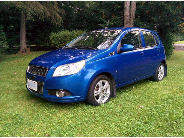 2009 chevrolet aveo hatchback hubcap