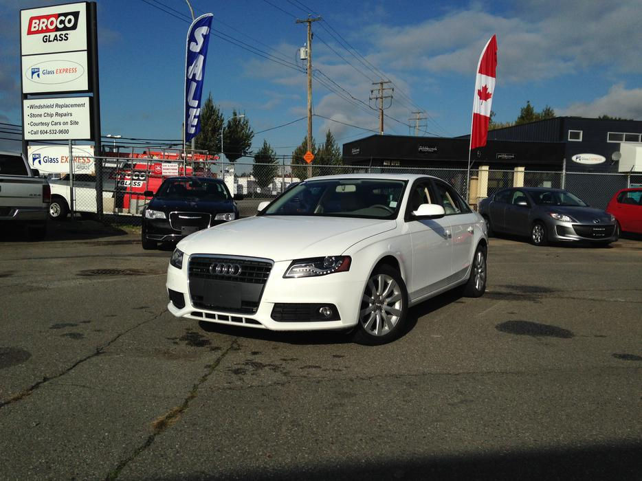 2010 Audi A4 2 0t Quattro Clean Vehicle No Accidents Only