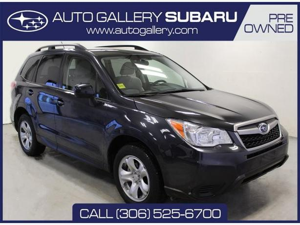 Subaru Forester North Regina Regina