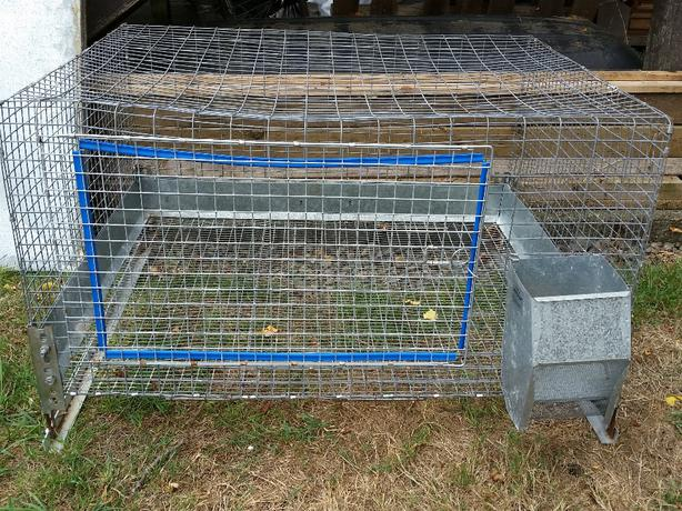 Extra large rabbit cage saanich victoria for Extra large rabbit cage