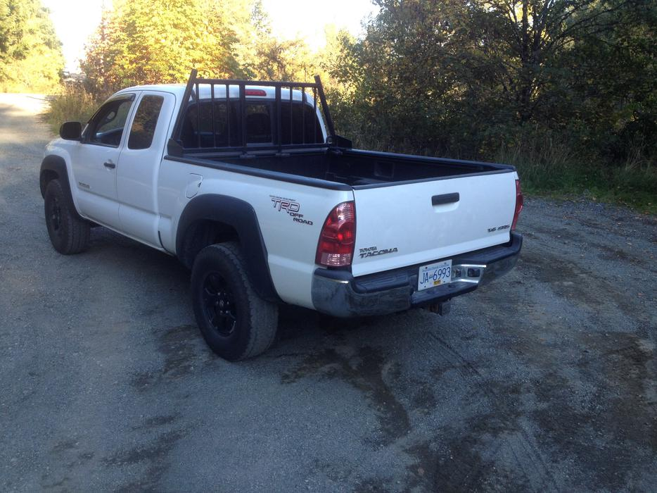 2007 toyota tacoma trd 4x4 outside nanaimo nanaimo mobile. Black Bedroom Furniture Sets. Home Design Ideas