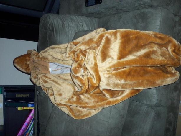 kangourou costume