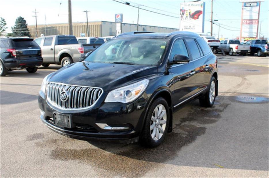 Moncton Buick Enclave >> 2014 Buick Enclave Premium AWD Central Regina, Regina
