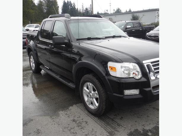 2007 ford explorer sport trac xlt 4wd new tires traction control outside victoria victoria. Black Bedroom Furniture Sets. Home Design Ideas